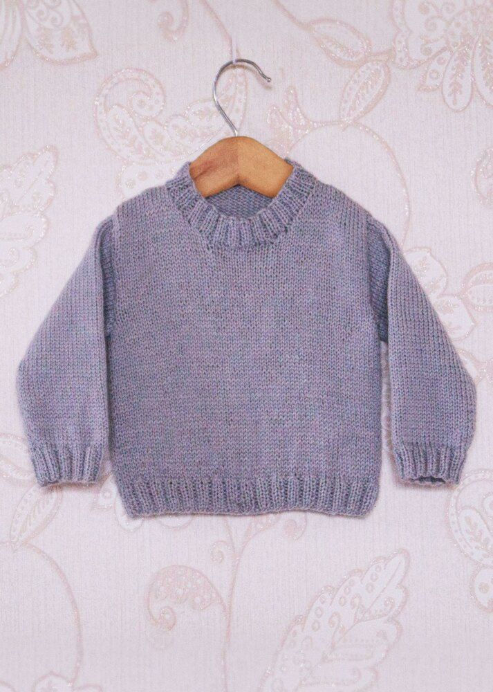 4ply Childrens Sweater Knitting pattern by Instarsia ...