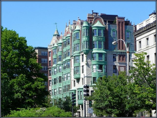 Barnes Mansion Boston Massachusetts Mansions Boston History In Boston