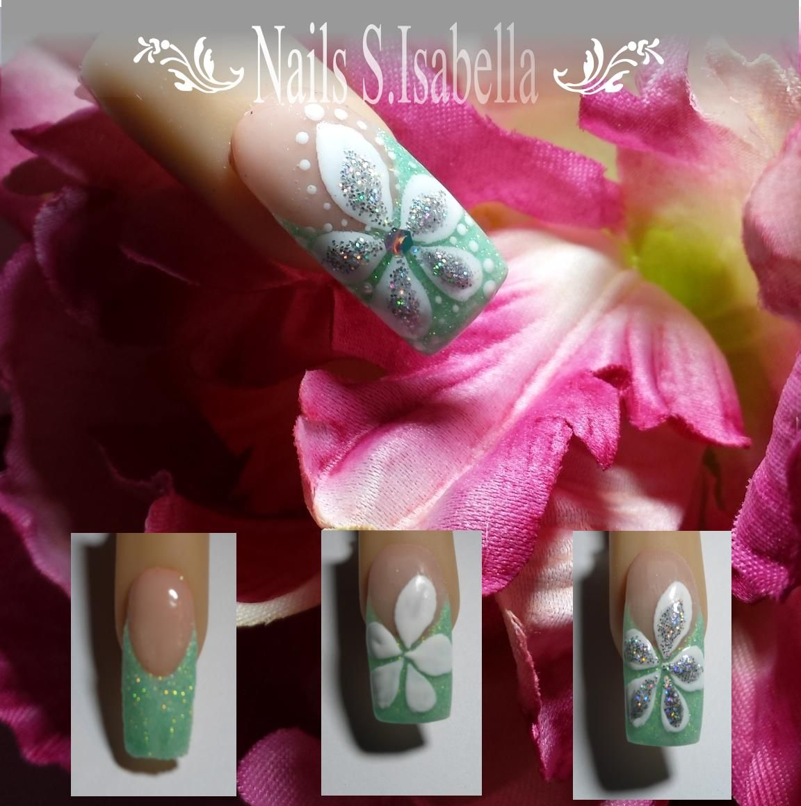 Nails by Söll Isabella from www.nageldesign-galerie.de | Nail Art ...