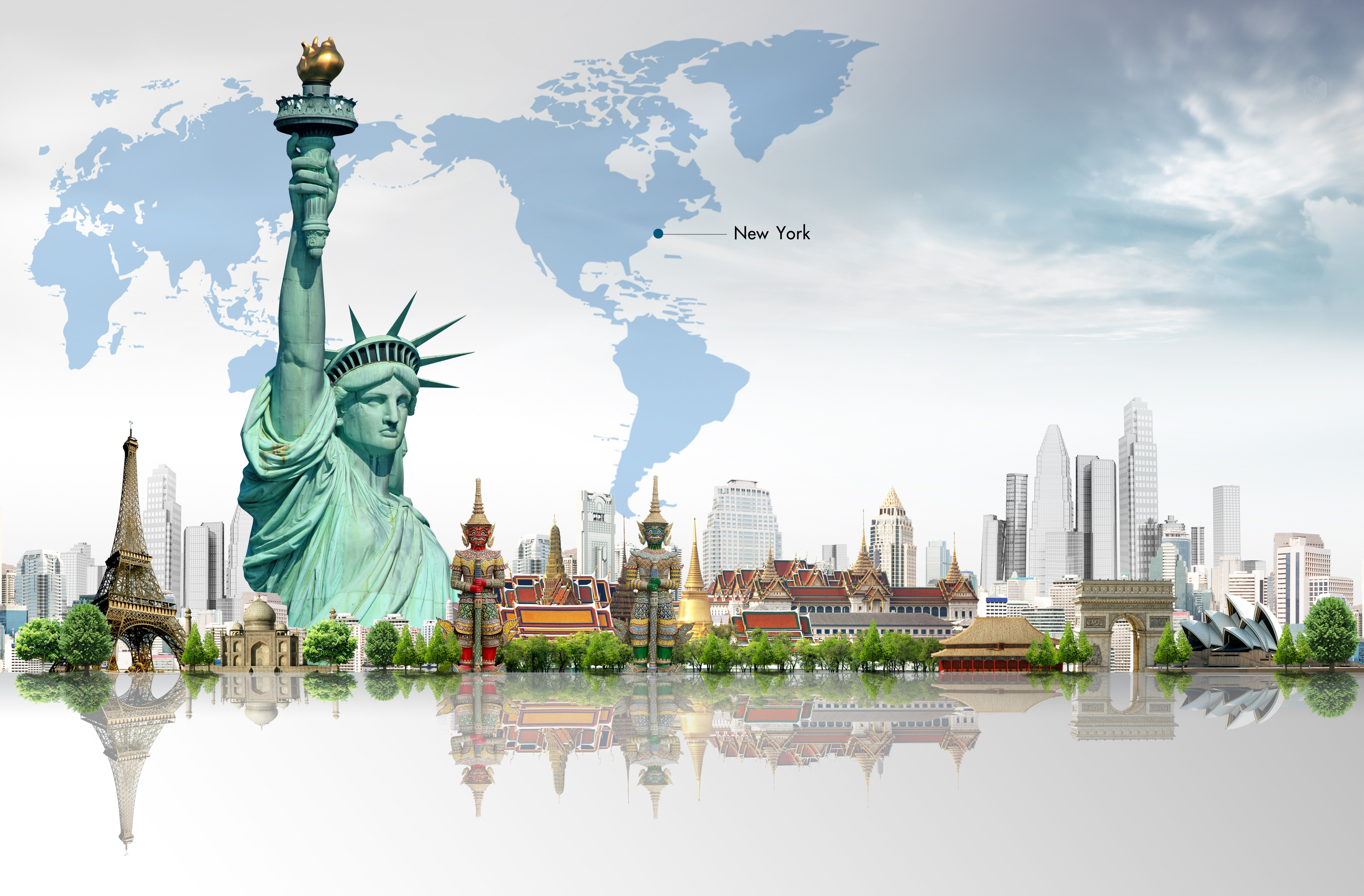 Best Travel Pictures Hd Travel Wallpaper Travel Pictures Statue Of Liberty