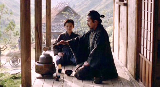 Výsledek obrázku pro samurai tea