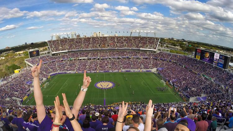 Orlando City Opening Game Official Turnstile Count Attendance 62 358 Orlando City Soccer Orlando City Orlando