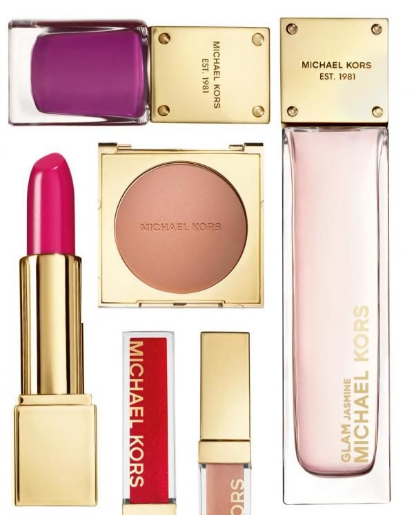 Michael Kors Beauty Collection Launches September & We've