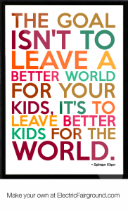 Better World Quotes Change The World For The Better Make The