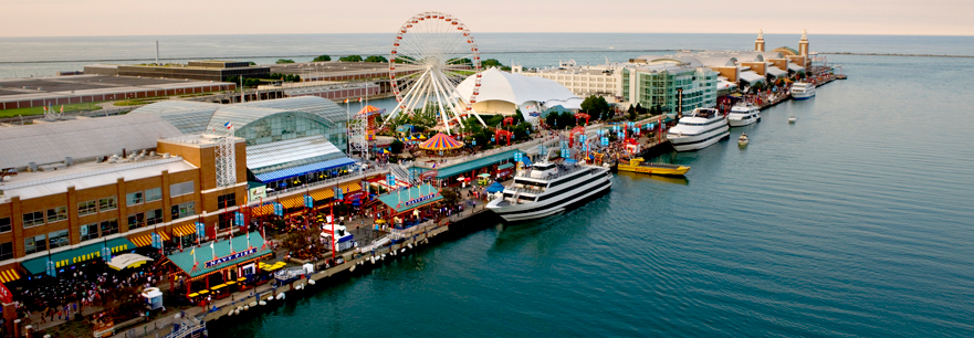 Navy Pier Blog Things To Do In Chicago Restaurants Guides Beer Garden