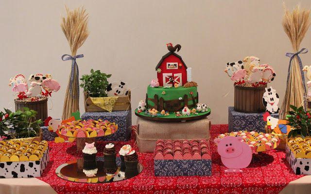 festa fazendinha quintal - Pesquisa Google