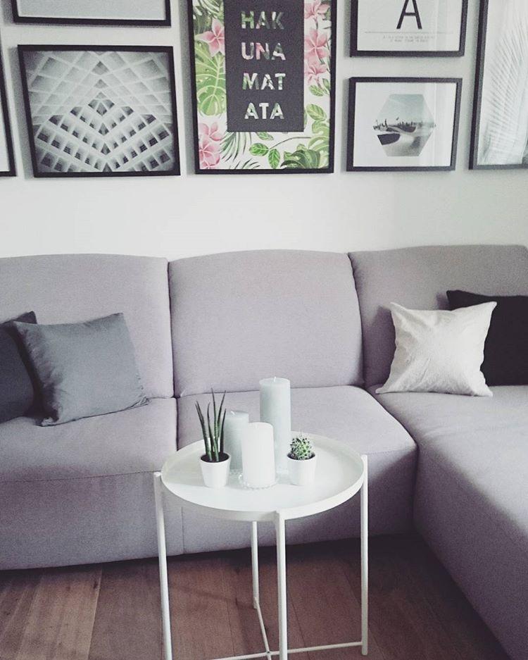 mein neuer gladom sofatisch von ikea ist nun eingezogen hab ihn vorhin f r 20 geshoppt was. Black Bedroom Furniture Sets. Home Design Ideas