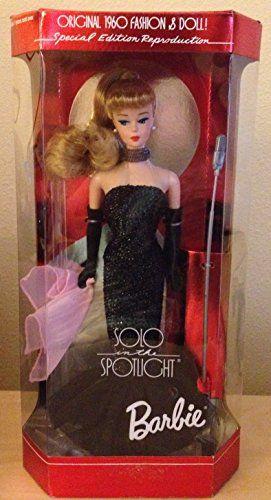 Barbie 1994 - Solo in the Spotlight -  Barbie Repro 1960 ... http://www.amazon.de/dp/B000K4QQQI/ref=cm_sw_r_pi_dp_ixngxb0YTRG4D