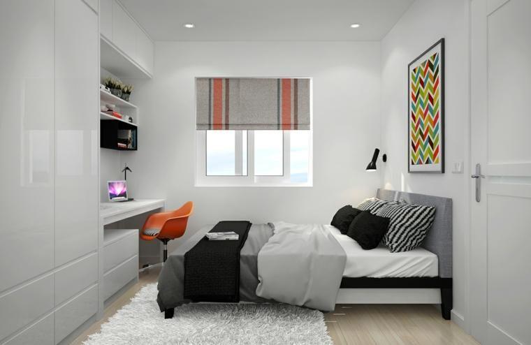 Kleine Schlafzimmer Ideen Die Auf Den Ersten Blick Wirken Schlafzimmer Einrichten Kleines Schlafzimmer Einrichten Wohnung