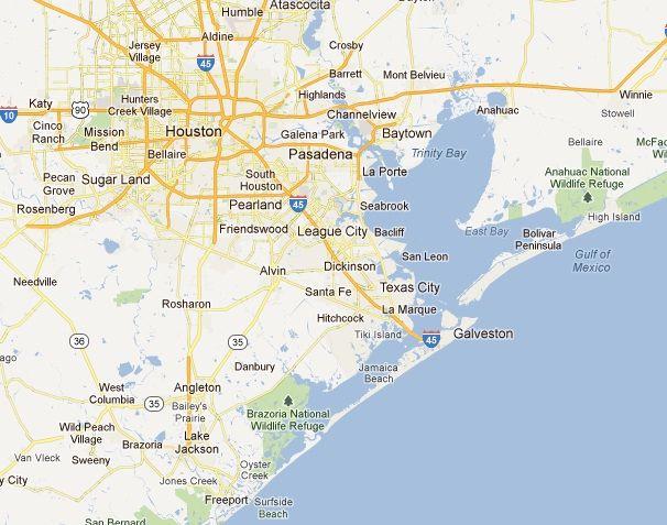 Texas Weekend Getaway Galveston Beaches Texas Travel
