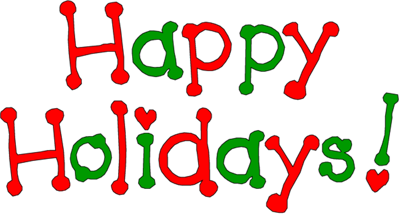 Mind Blowing Happy Holidays Wallpapers Collection Happy Holidays Clip Art Holiday Clipart Happy Holidays