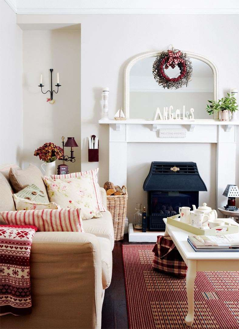 An Edwardian house transformed | Period Living | Living Room ...
