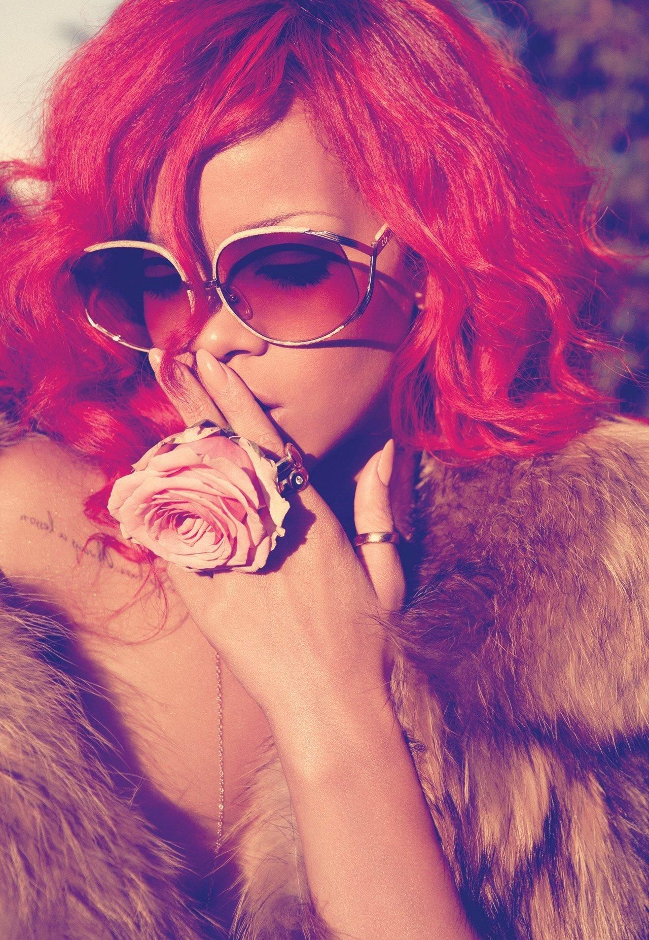 Pin by Nathalie Pierre on Rihanna Celebrity haircuts
