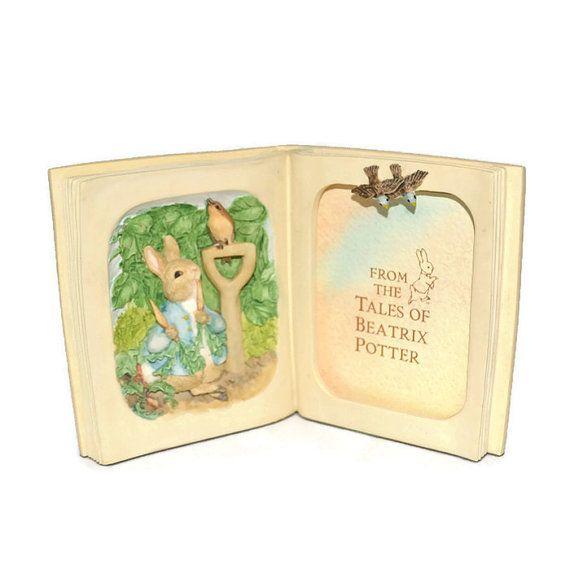 Picture Frame Peter Rabbit Unique Vintage Beatrix Potter Vintage ...