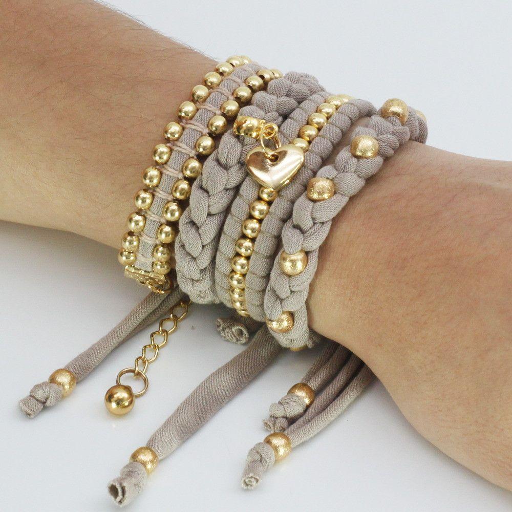 O Kit de pulseiras Chan Luu da TheoriA, vem com 4 pulseiras que ... 6cdd2df9d5