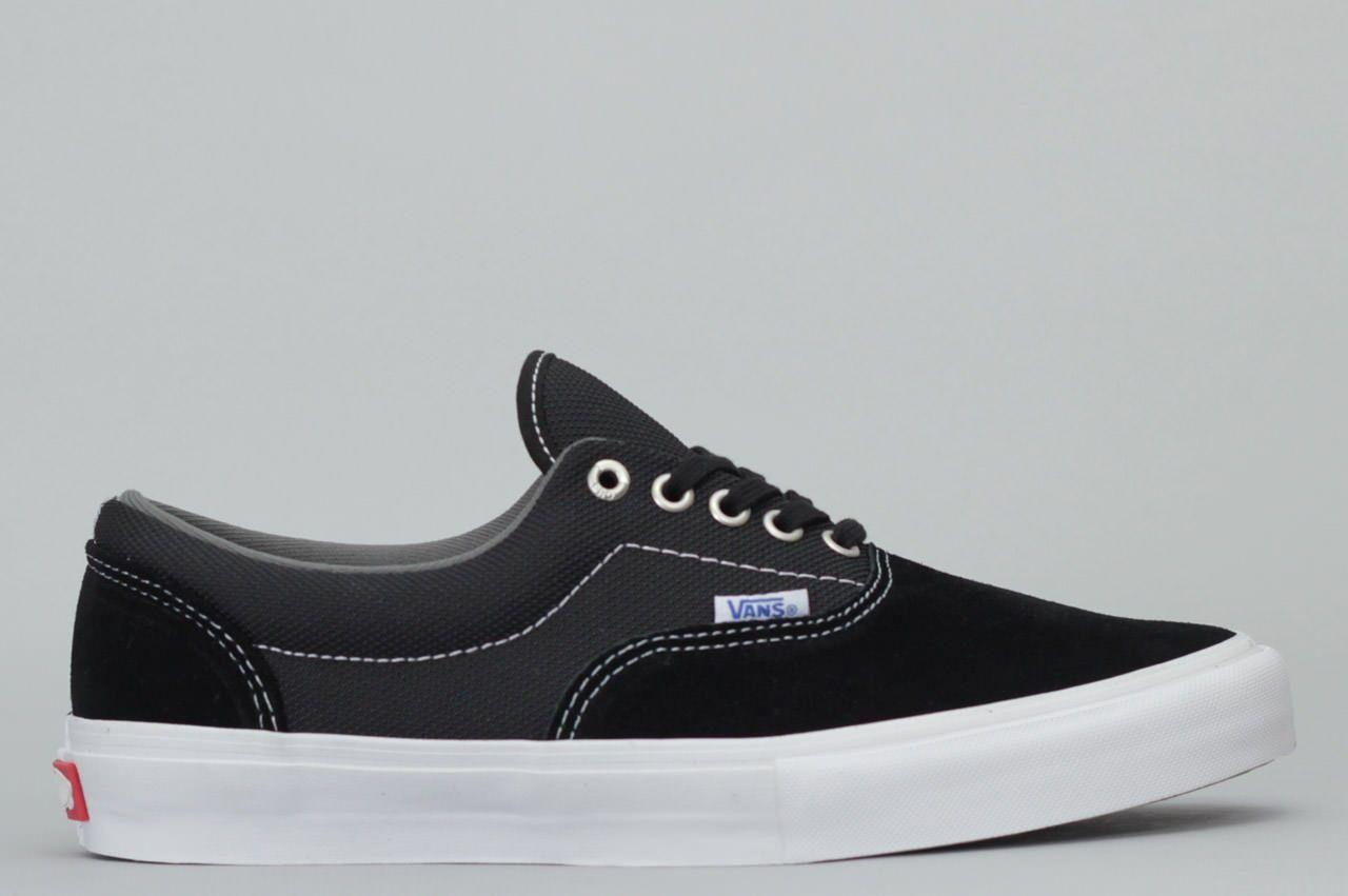 Vans Era Pro Black / White / Silver
