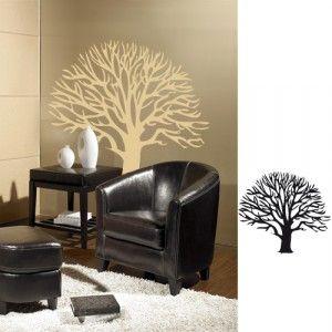For the bedroom  http://www.muurdecoratiestickers.nl/bomen/451-winterboom-1b.html