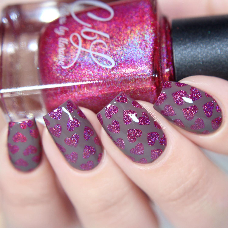 Glitterfingersss In English: Stamping Polishes ~ Glitterfingersss
