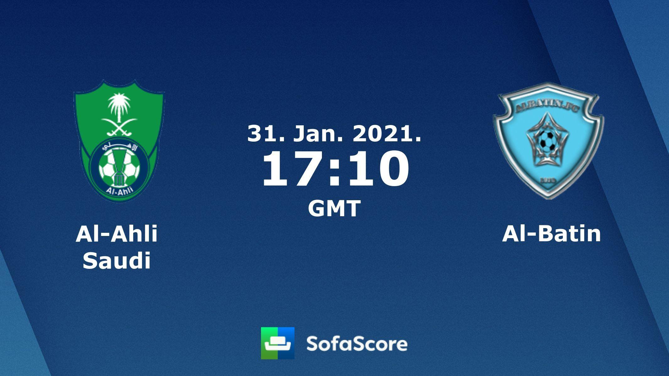 بث مباشر مشاهدة مباراة الأهلي والباطن الدوري السعودي In 2021 Match Of The Day Football Words