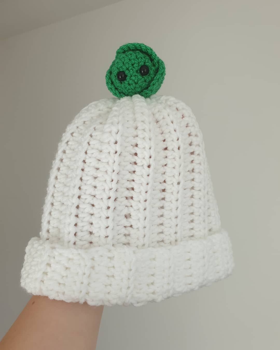 Who else is feeling the Christmas Spirit?? Introducing The Sprout-tacular Hat I have been trying to find time to make this all week and I am super chuffed! How cute is the lil sprout?? This is an Adults S/M Hat and a Child's L. Available now on my Etsy!! #christmashat#handmade#crochet#crochetofinstagram#crochetchristmas#crocheteveryday#crochetaddict#brusselsprouts#independentbusiness#shopsmall#crafts#smallbusiness#smallbusinesschristmas#etsymakes#etsysales#etsyuk#etsyukseller#etsyofinstagram#ets
