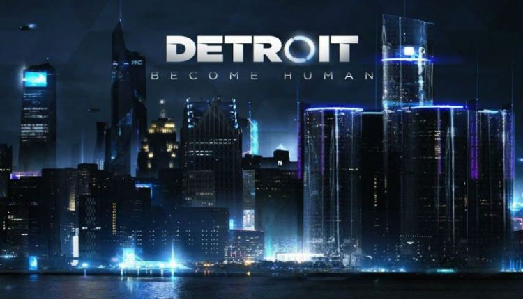 Video Game News Detroit Become Human Detroit Detroit Wallpaper