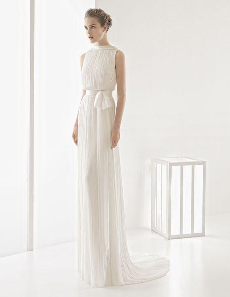 Zauberhafte Brautkleider Mit Schleifen Extrem Romantische
