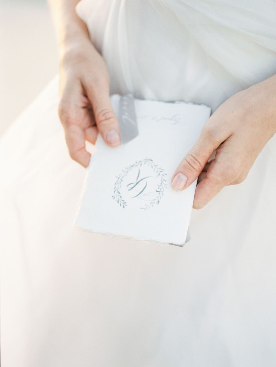 Stationery: Seniman Calligraphy - http://www.senimancalligraphy.com/ Calligraphy: Seniman Calligraphy - www.senimancalligraphy.com Photography: Tenth & Grace - www.tenthandgrace.com   Read More on SMP: http://www.stylemepretty.com/2016/05/12/sand-dunes-wedding-inspiration/
