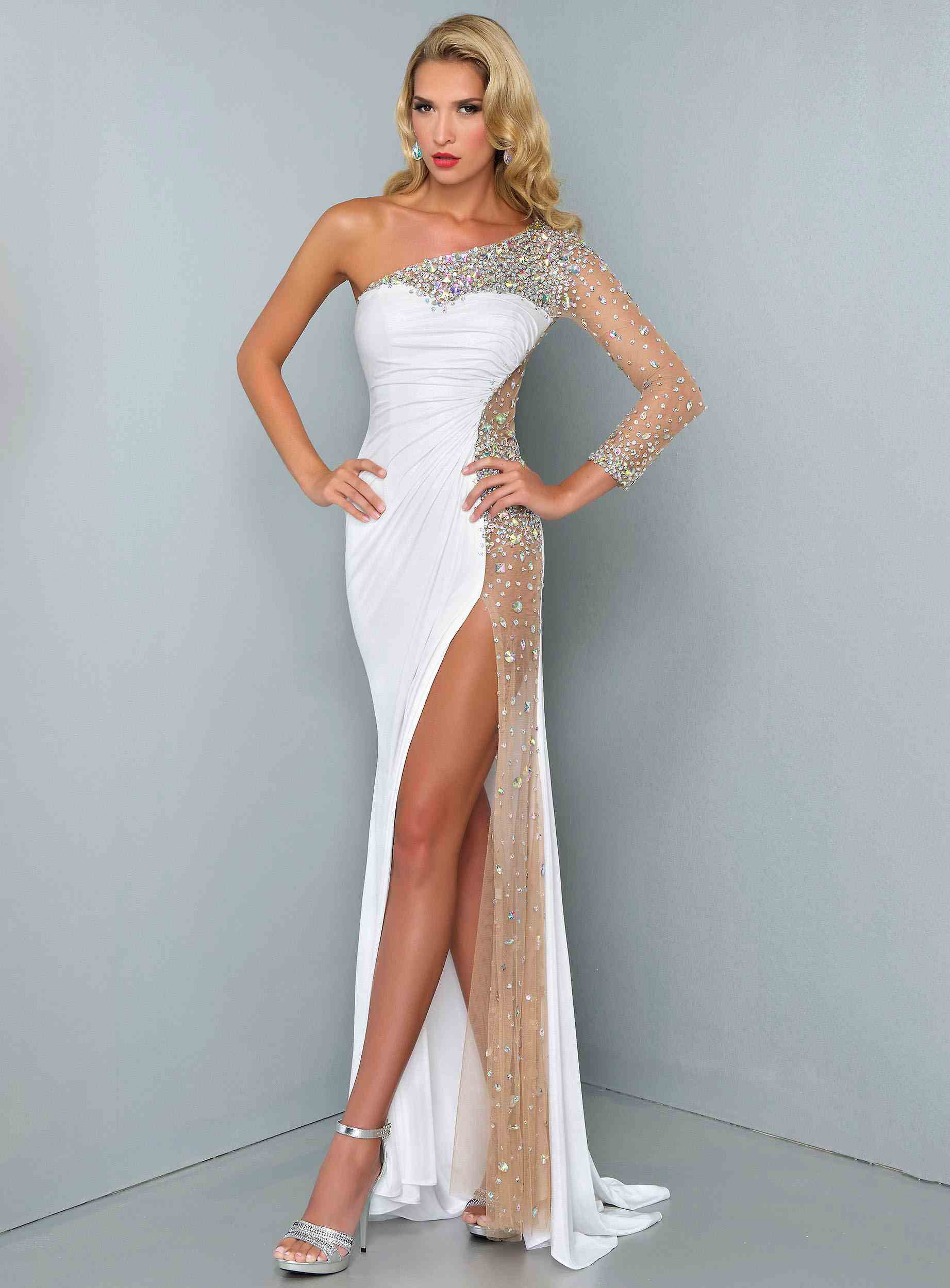 auroraldresses.com SUPPLIES Glamour Ball Gown Appliques Strapless ...