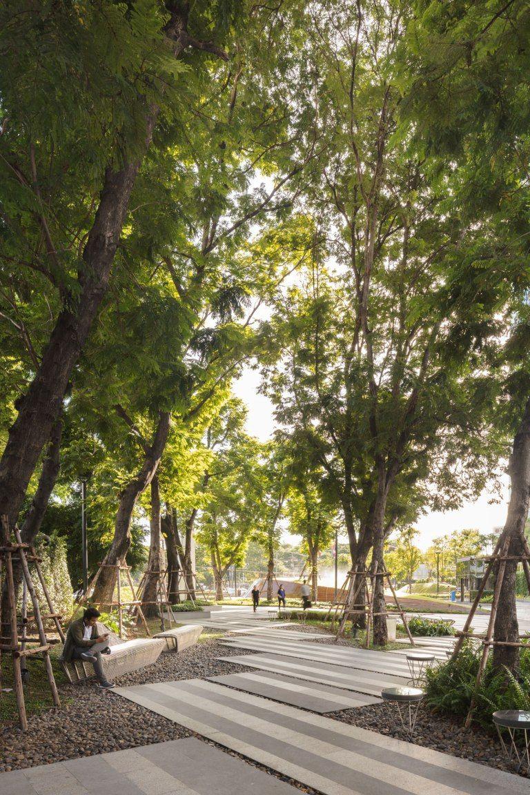 Abdulrahim Place Landscape Design by Sanitas Studio