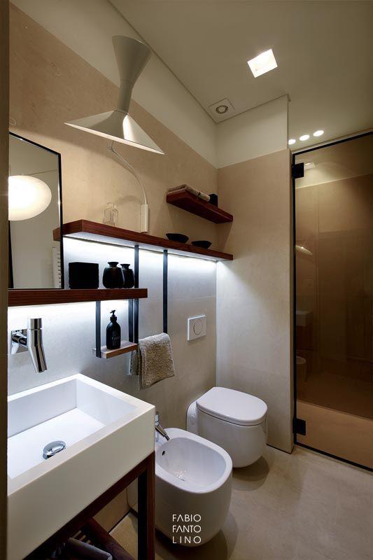 Novello Presents Its New Bathroom Furniture Collection: Casa Vivì - Fabio Fantolino Architect