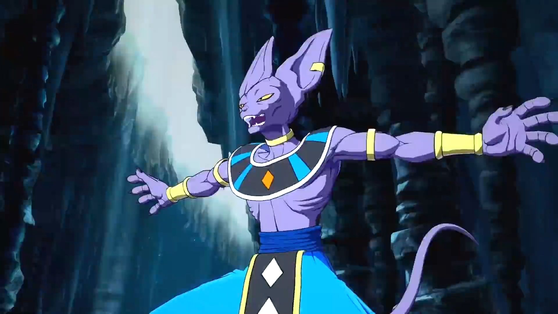 Pin by GiuseppeDiRosso on Beerus God of Destruction