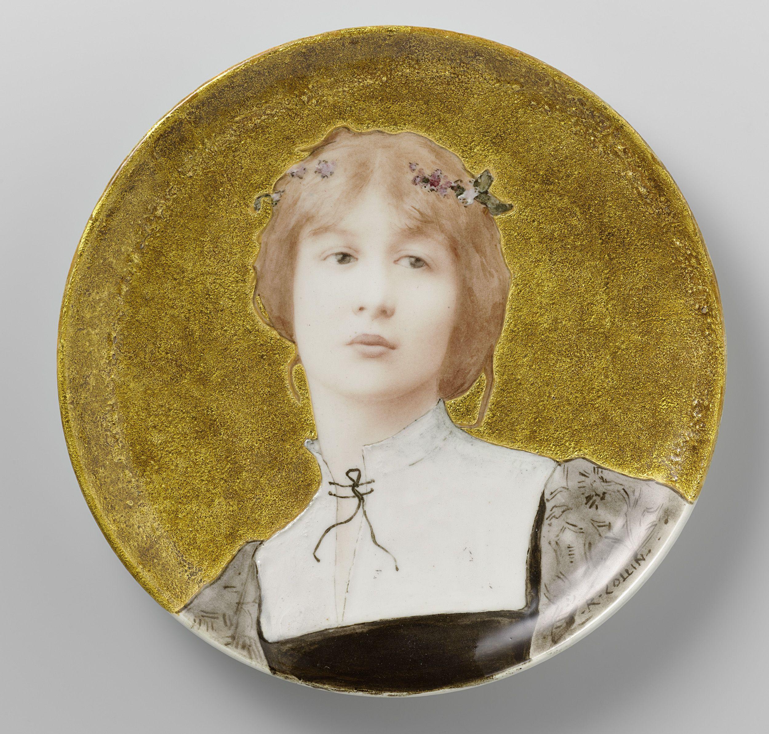 Decorative plate | Théodore Deck | c.1878 - c.1885 | Rijksmuseum ...