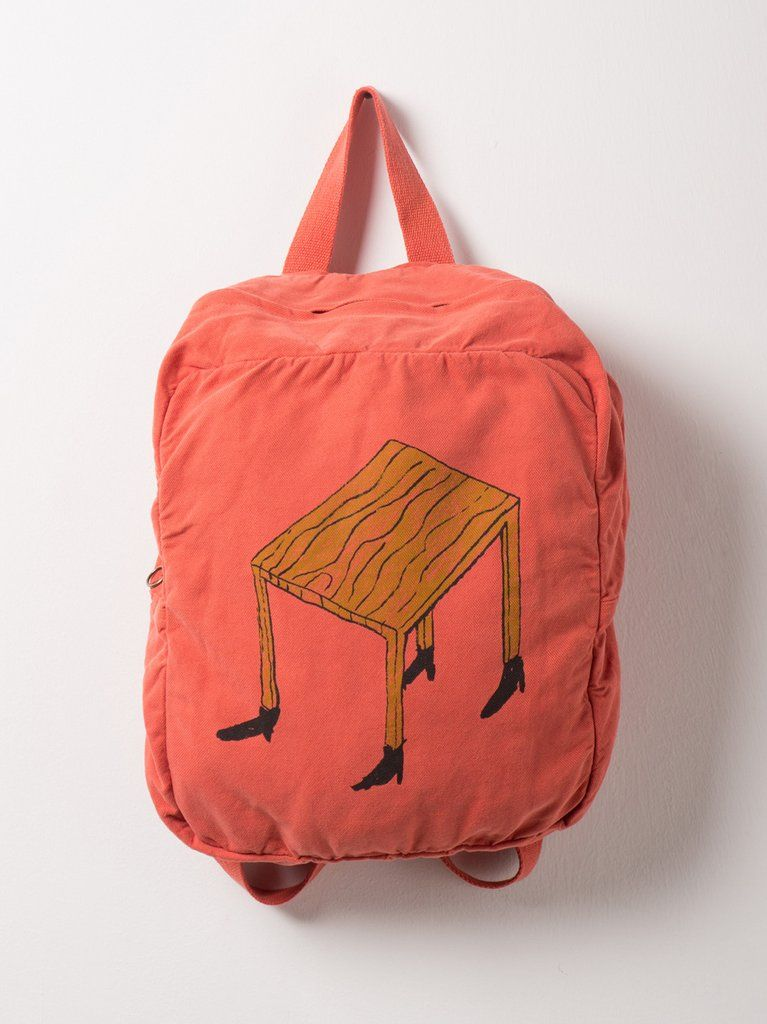 Wandering Desk School Bag