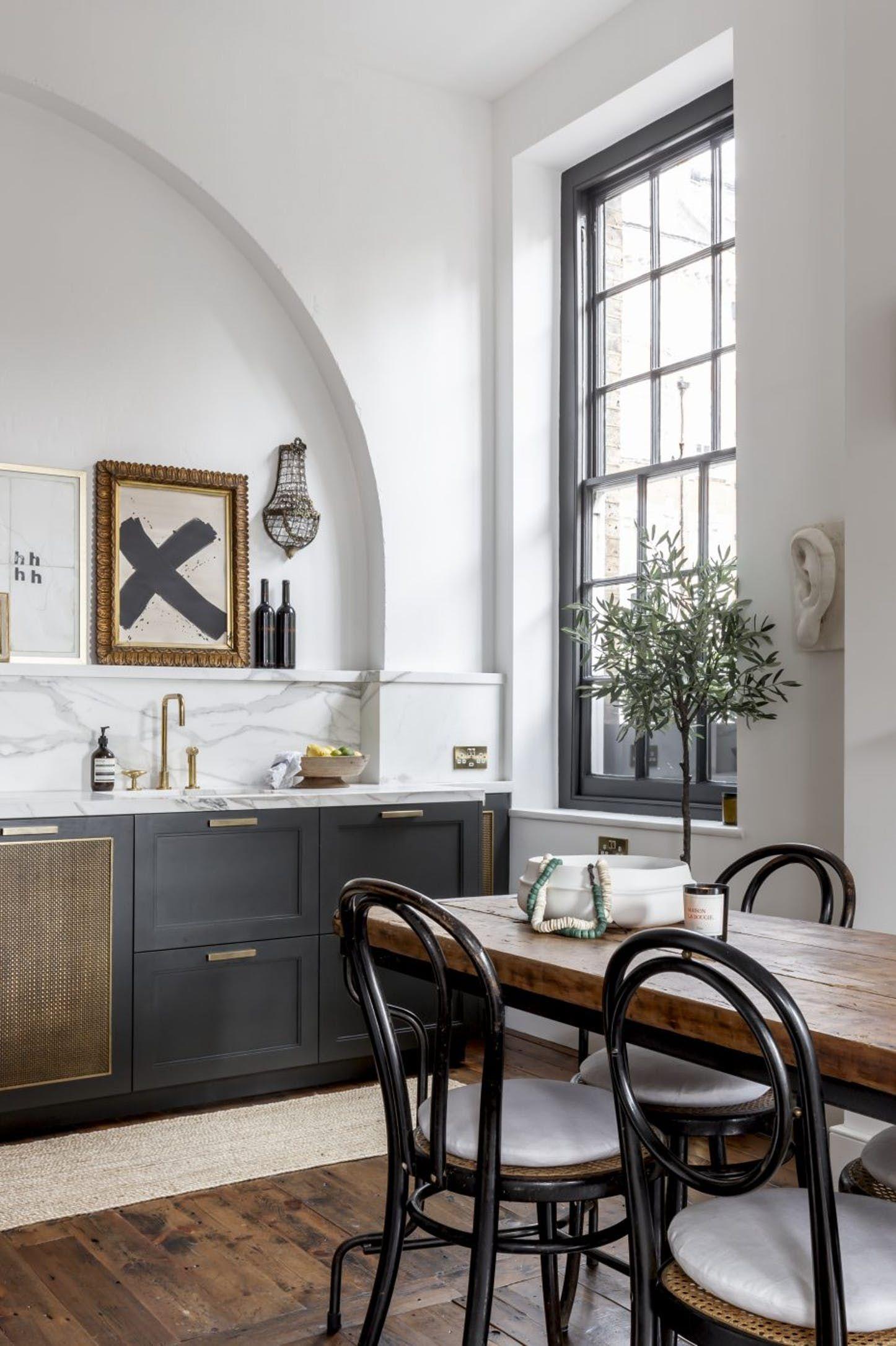 Photo of Cet appartement à Londres a une décoration digne de Pinterest – PLANETE DECO a homes world