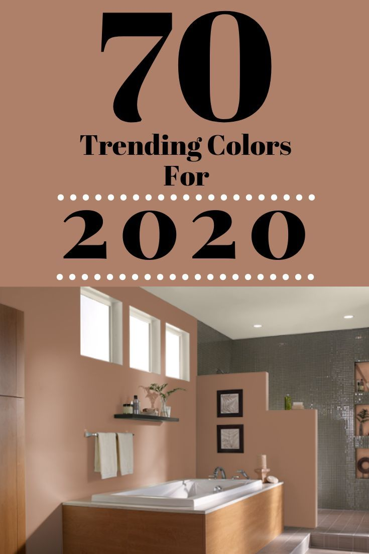 70+ Amazing Colors - 2020 Forecast Color Trends For The ...