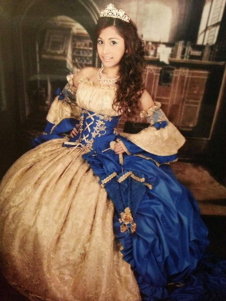 ed3d595c356 Old time dress cute thoo Quinceanera Themes