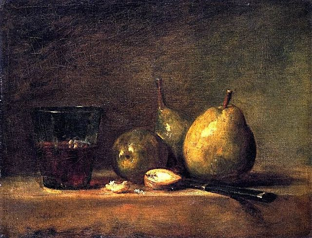 A Still Life Collection Jean Baptiste Simeon Chardin 1699 1779