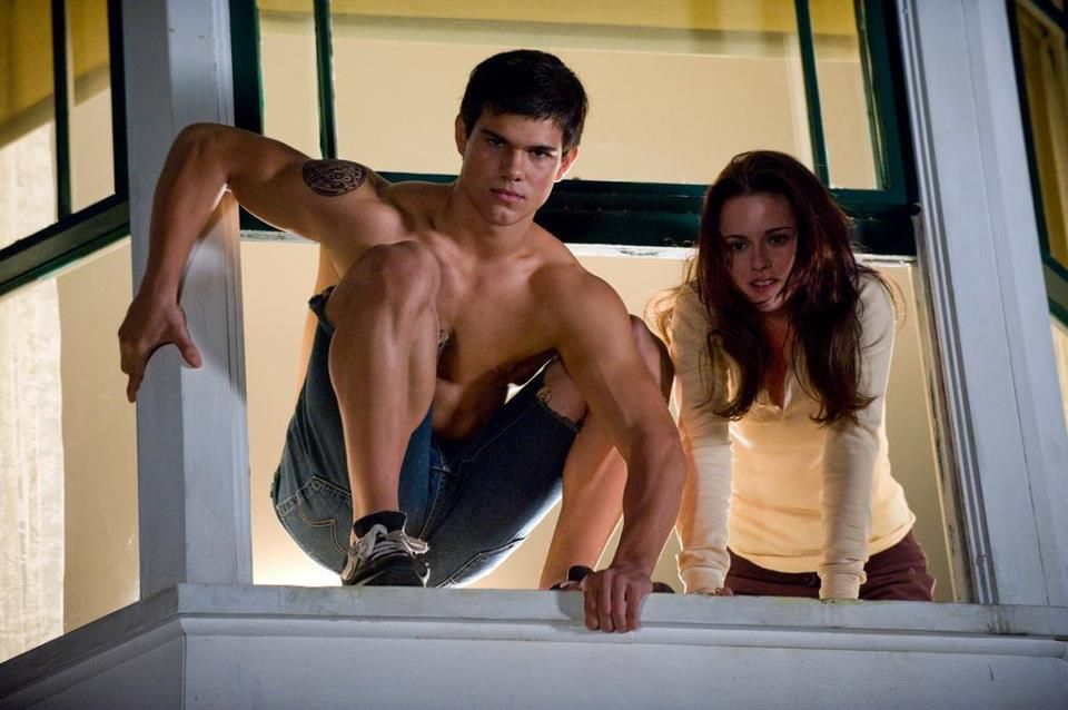"""Age is just a number, baby."" - Jacob Black, New Moon ..."