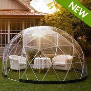 abri-de-jardin-polyvalent-10m2-garden-igloo   Accessoire Jardin ...