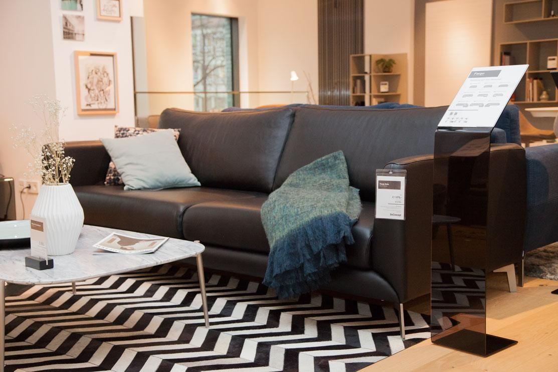 """Ledersofa - Modelle für jedes Budget: Sofa """"Lounge Seating"""" von Knoll"""