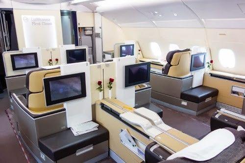 lufthansa a380 first class lufthansa pinterest. Black Bedroom Furniture Sets. Home Design Ideas