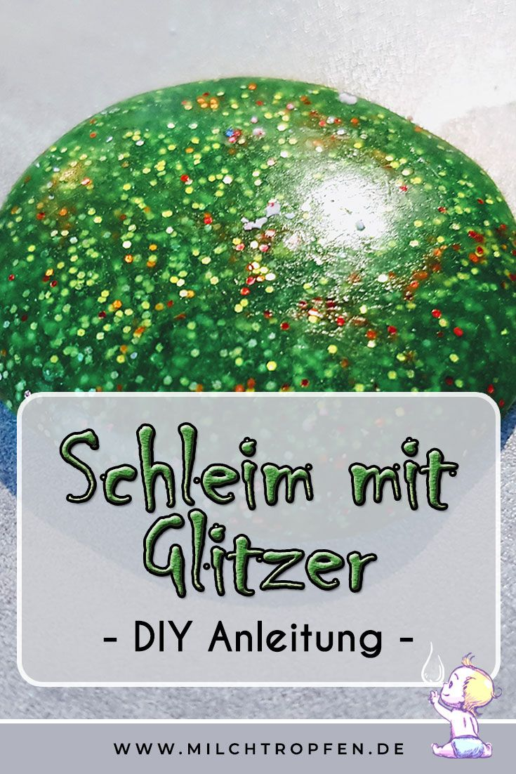 Photo of ᐅ make glitter slime yourself – quick & easy