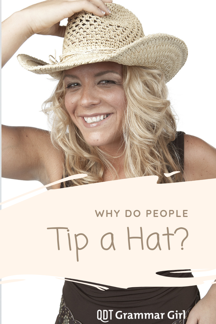 Tip Your Hat Or Tip Your Hand Football Coach Hats Tips