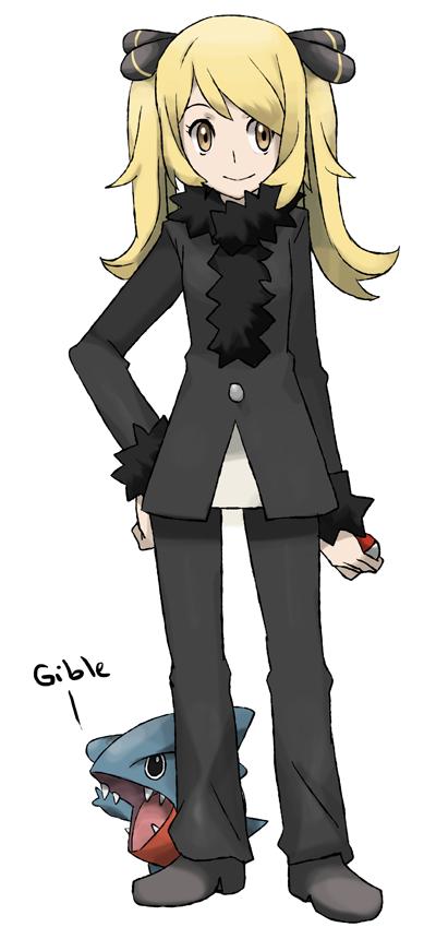 cynthia pokemon Google Search Cynthia (Pokemon Trainer