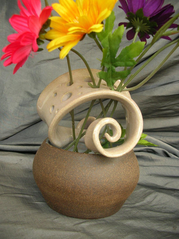 Ceramic wild flower vase art ceramic clay pottery fimo ceramic wild flower vase reviewsmspy