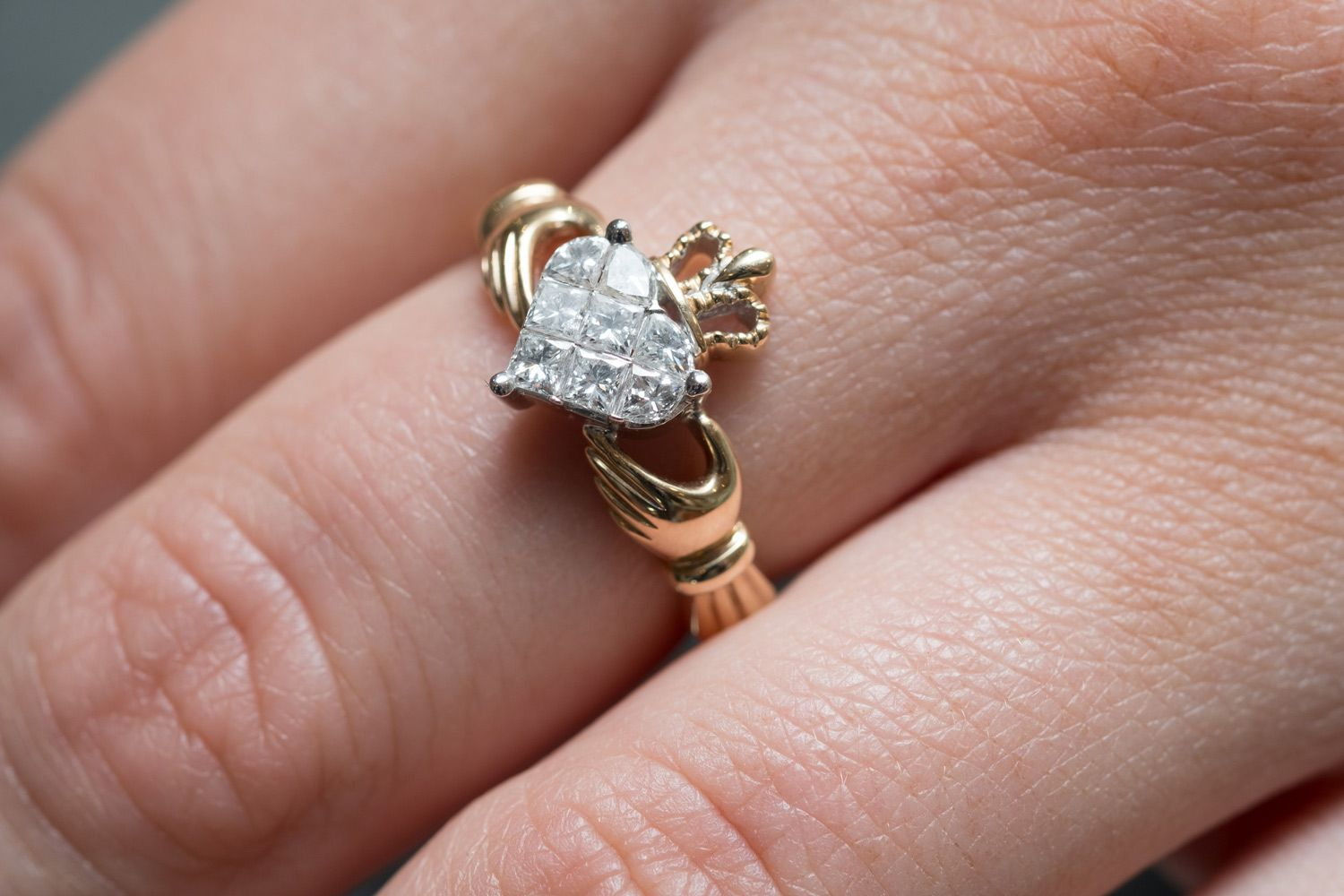 Jewellery | Claddagh, Irish celtic and Claddagh rings