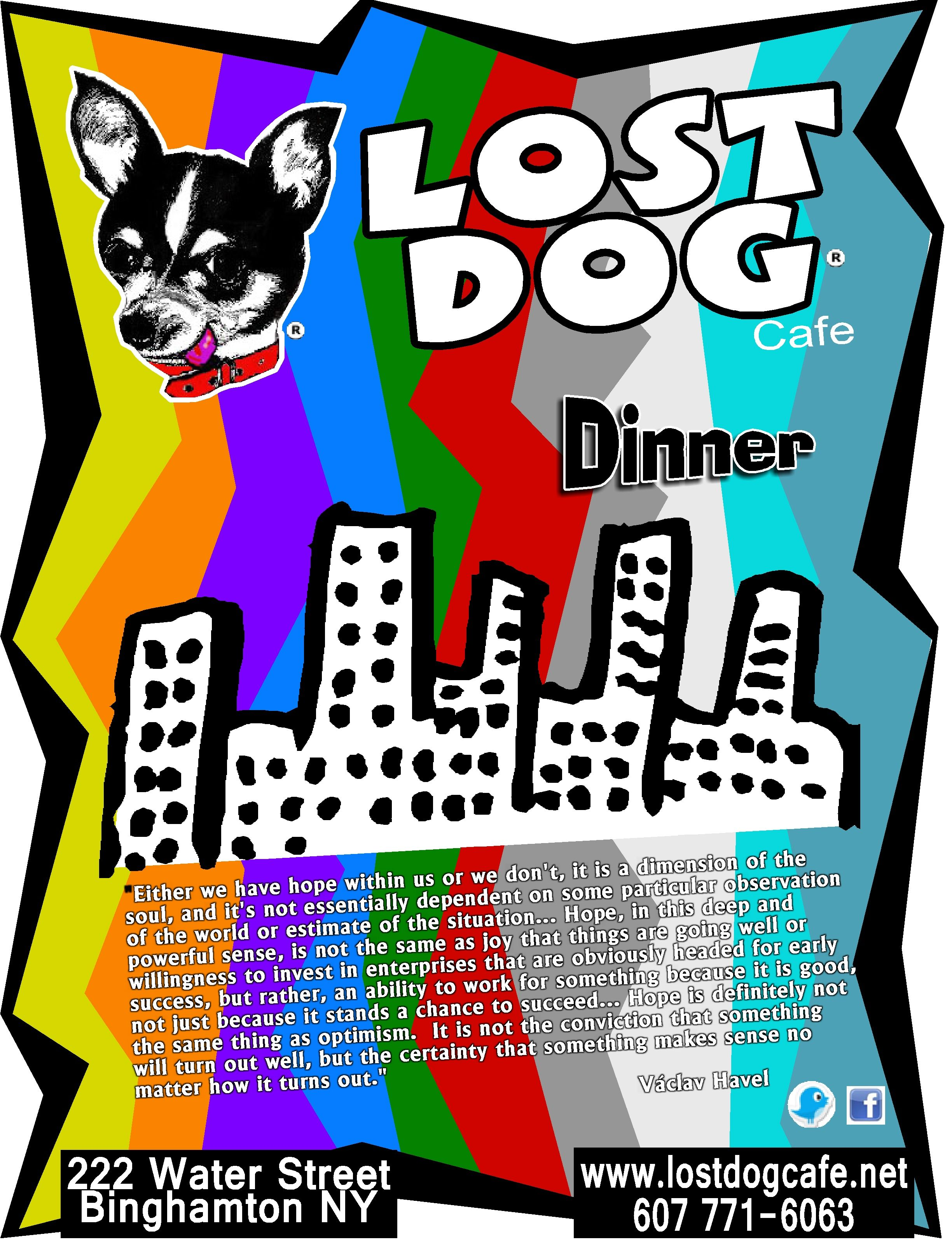 Lost Dog Cafe (Binghamton) | ♡ this | Dog cafe, Losing a