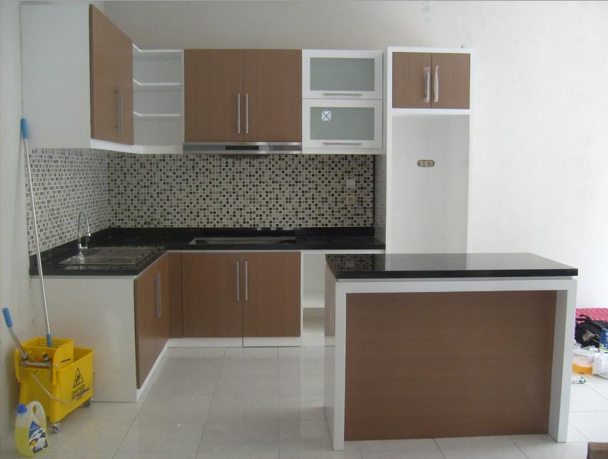 Model Dapur Terbaru