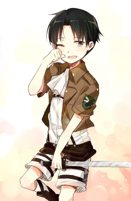 Stop For A Minute And Look At This Beautiful Child There Was No Way I Was Gonna Let You Pass This Lil Cutie Ok Attack On Titan Anime Kawaii Animes Wallpapers