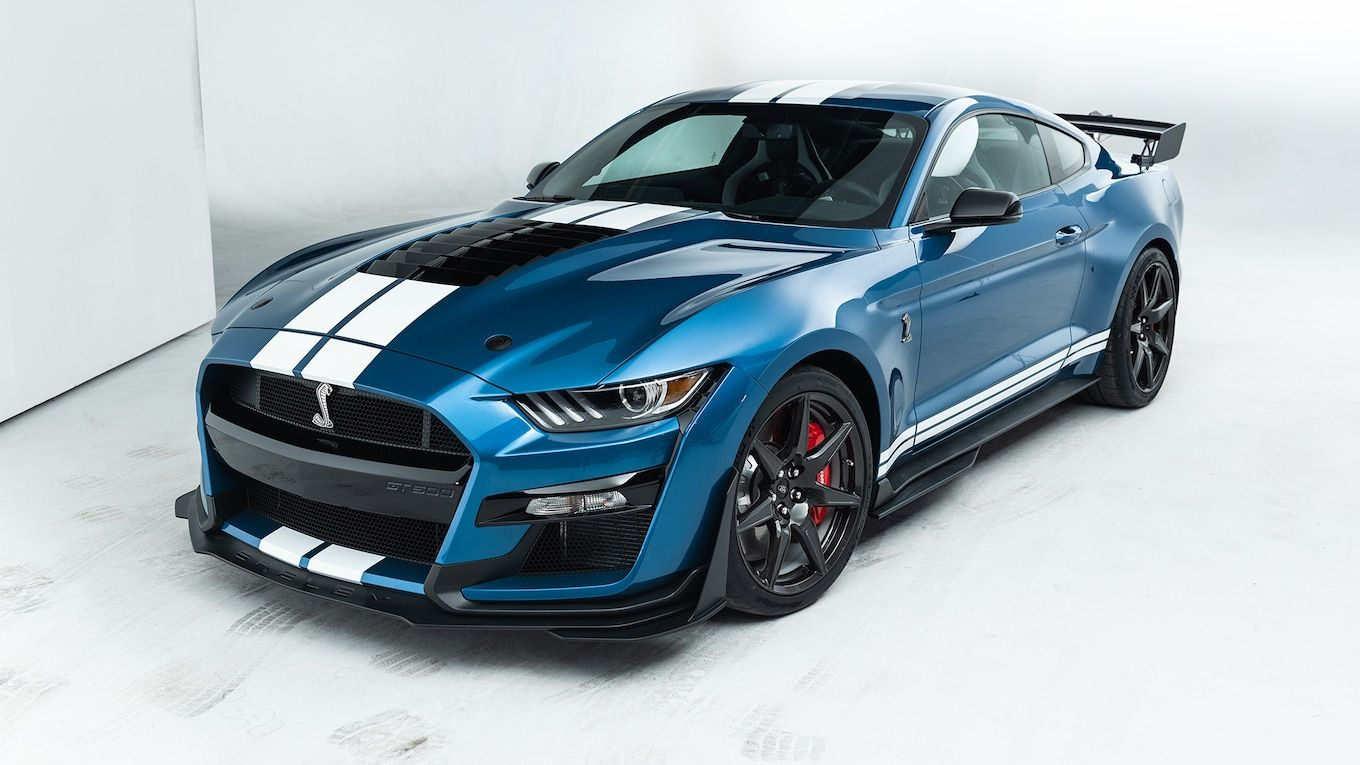 2020 Ford Mustang Shelby GT500 First Look Snakebite